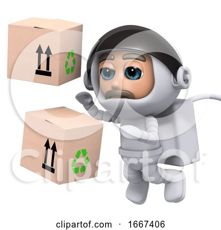 astronaut in space clipart - photo #8