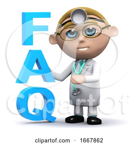 3d Doctor Has a FAQ by Steve Young