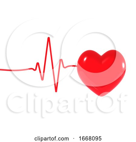 3d Heart Pulse by Steve Young