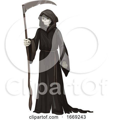 Grim Reaper by Vector Tradition SM