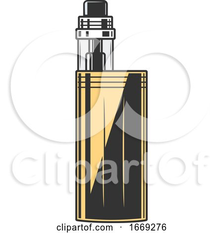 Cigarette Lighter by Vector Tradition SM