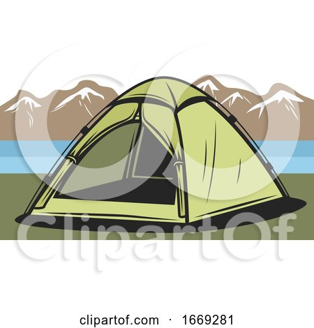 Tent by Vector Tradition SM