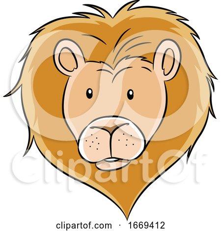 Leo Lion Horozcope Astrology Zodiac by cidepix