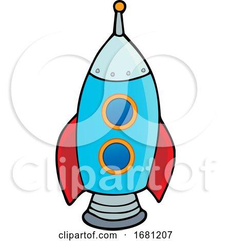 Rocket by visekart