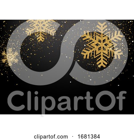 Christmas Background by dero