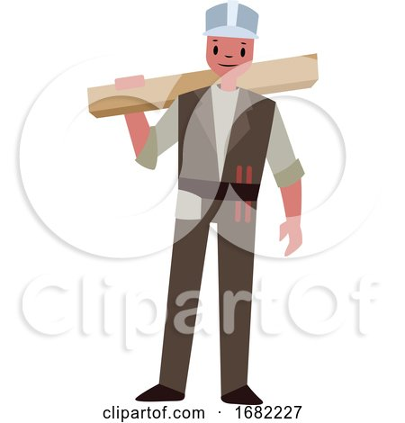 Carpenter Character Posters, Art Prints