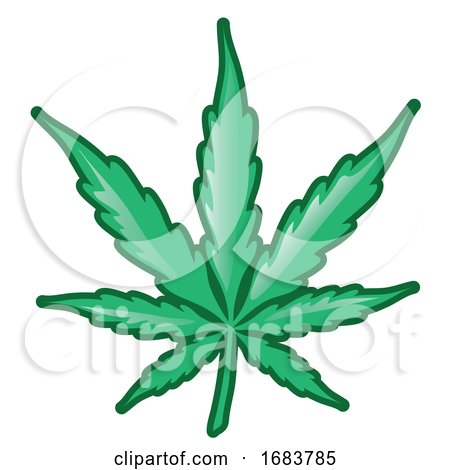Cannabis Leaf Posters, Art Prints
