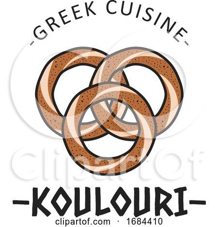 greek cuisine design by vector tradition sm 1684410. Black Bedroom Furniture Sets. Home Design Ideas