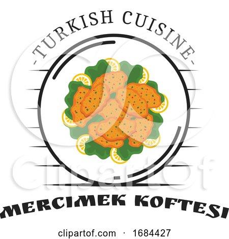 turkish cuisine design by vector tradition sm 1684427. Black Bedroom Furniture Sets. Home Design Ideas
