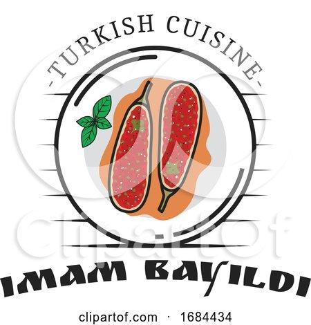 turkish cuisine design by vector tradition sm 1684434. Black Bedroom Furniture Sets. Home Design Ideas