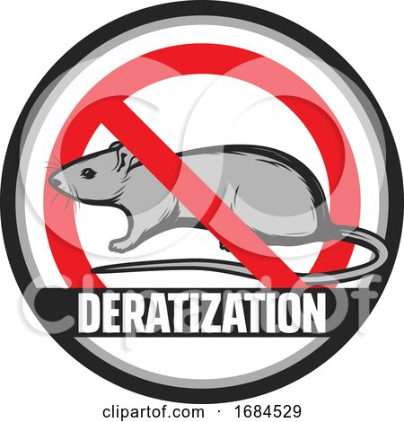 Pest Control Design by Vector Tradition SM