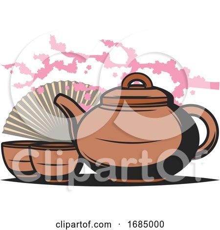 Japanese Tea Ceremony Design Posters, Art Prints