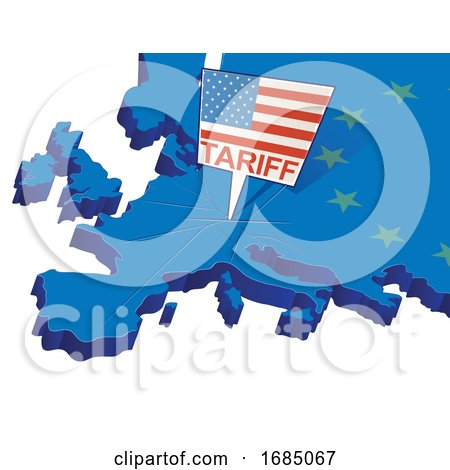 United States Tariffs on Europe As Protectionist Trade by Domenico Condello