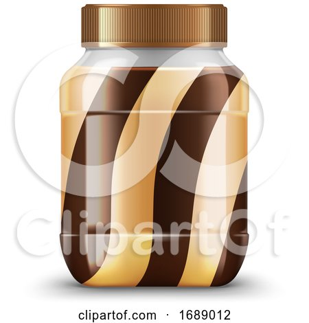 3d Jar by Vector Tradition SM