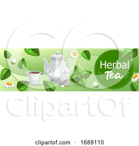 Tea Banner Posters, Art Prints