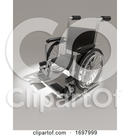 3d Wheelchair by Steve Young