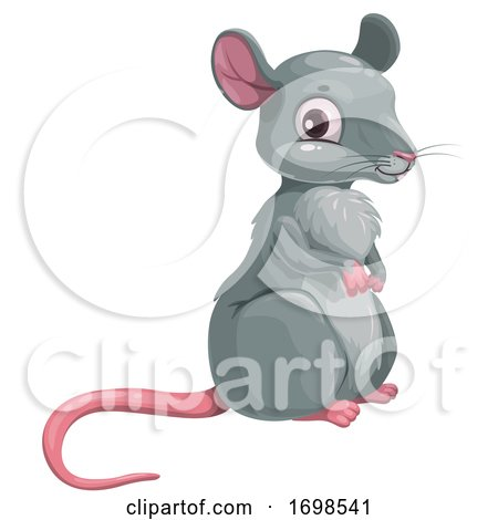 Chinese Zodiac Rat by Vector Tradition SM