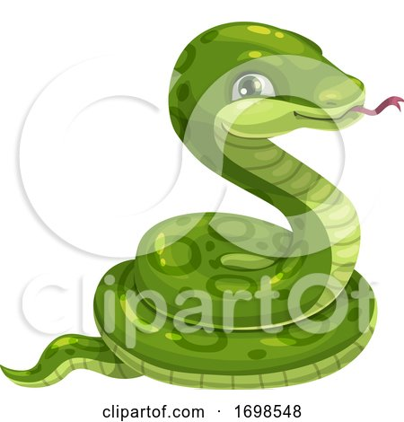 Chinese Zodiac Snake by Vector Tradition SM