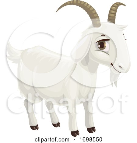 Chinese Zodiac Goat by Vector Tradition SM