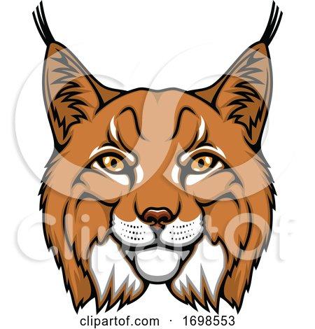 Tough Lynx Mascot Posters, Art Prints