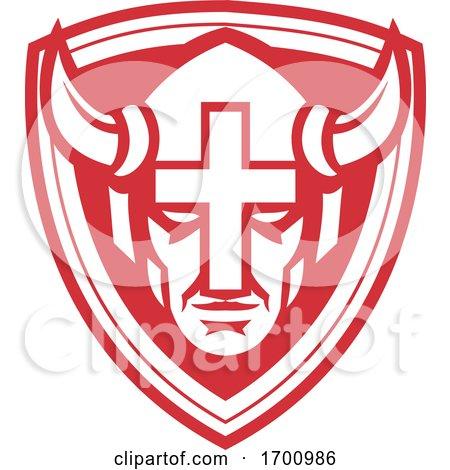 Christian Viking Cross by patrimonio