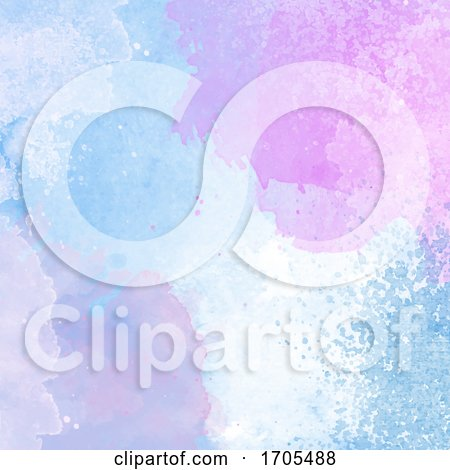 Watercolour Texture Background by KJ Pargeter