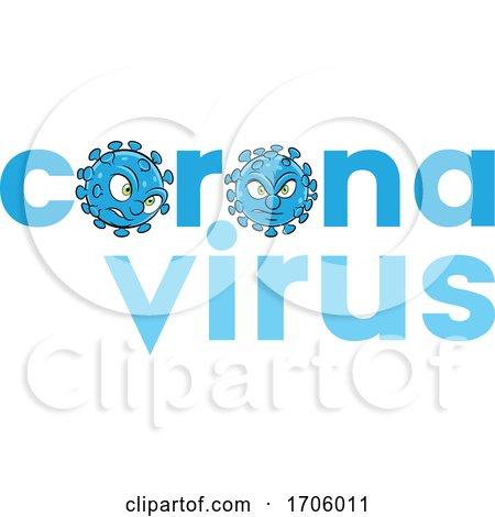 Coronavirus Design by cidepix