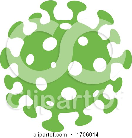 Green Coronavirus by cidepix