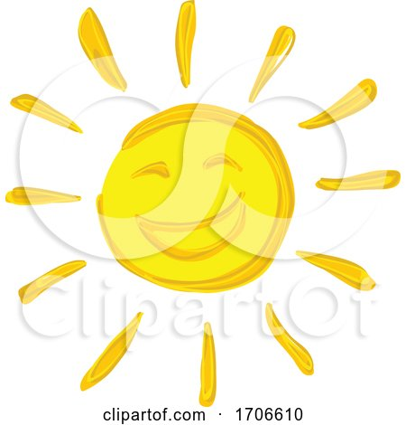 Summer Time Sun by dero