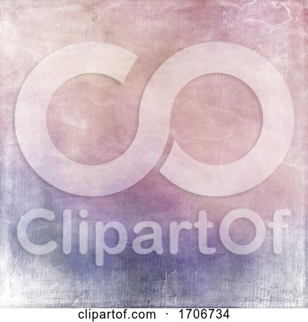 Pastel Grunge Paper Background with Scratches and Folds by KJ Pargeter