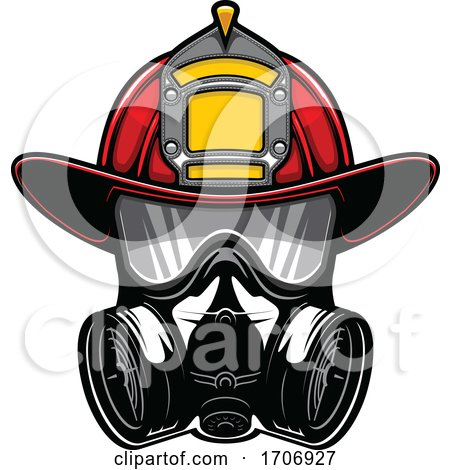 Firefighter Mask by Vector Tradition SM
