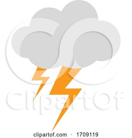 Lightning Cloud by BNP Design Studio