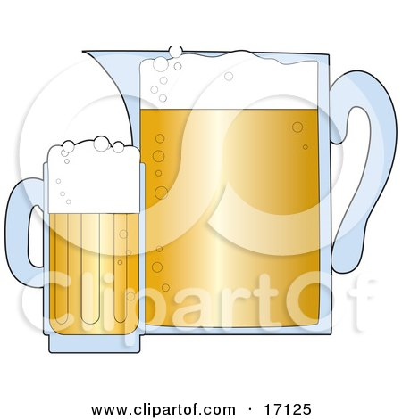 Image Result For Frothy Mugs Of Water