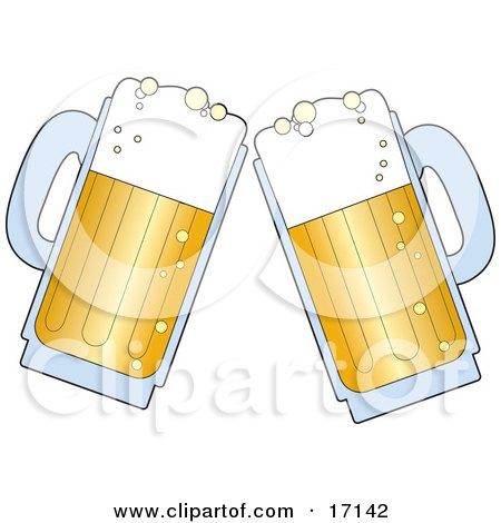beer mug cheers. CHEERS !