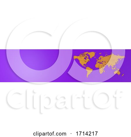 World Map by KJ Pargeter