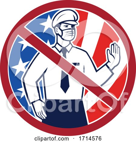 No Entry in America Without Immunization by patrimonio