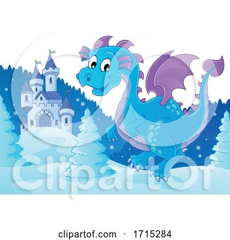 Dragon by visekart