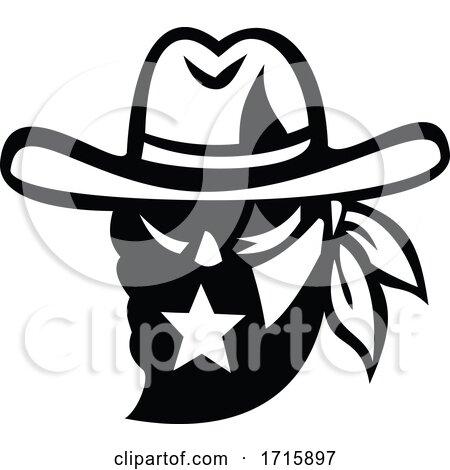 Texan Outlaw or Bandit by patrimonio
