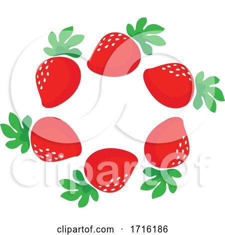 Strawberries by elena