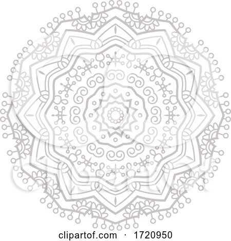 Collection of Decorative Mandala Design by KJ Pargeter