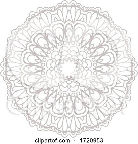 Collection of Decorative Mandala Design by KJ Pargeter