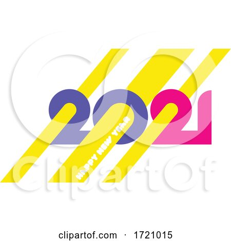 New Year 2021 Design by elena