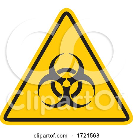Biohazard Sign by Any Vector