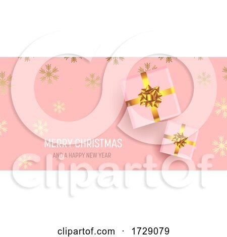 Christmas Banner Design by KJ Pargeter