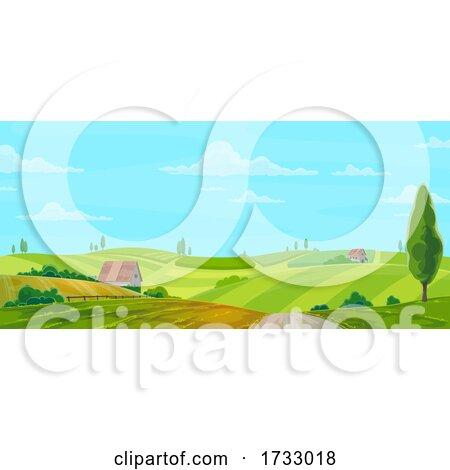 Farmland Posters, Art Prints