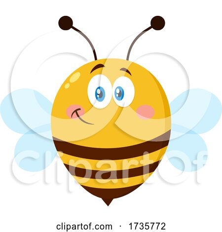 Happy Chubby Bee by Hit Toon