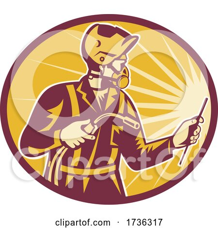 Logo_welder_side_hand_respirator-mask-V2-RETRO by patrimonio