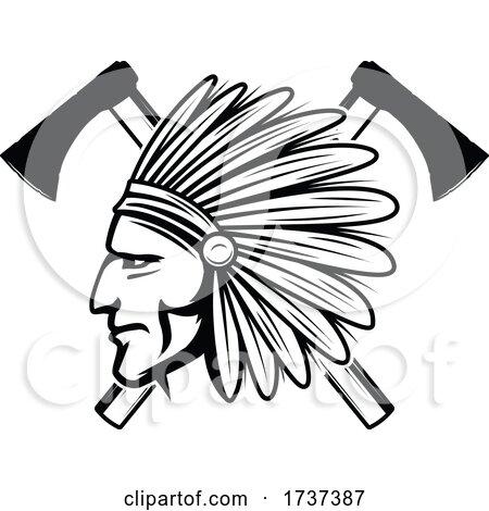 Native American Logo Posters, Art Prints