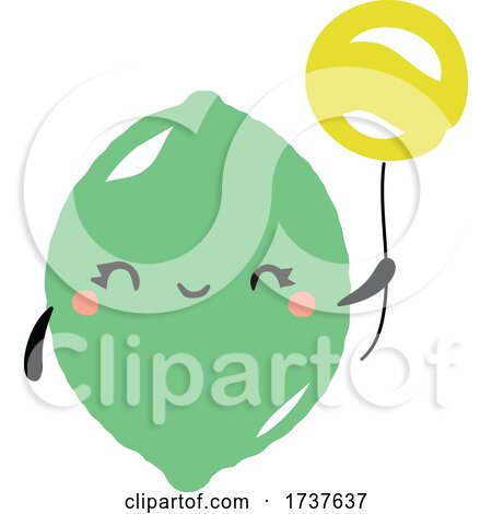Lime and Balloons by elena