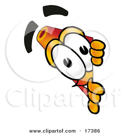 Traffic Cone Cartoon Clipart Picture of a Traffic Cone Mascot Cartoon Character Sitting